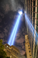 NYC, Tribute in Light